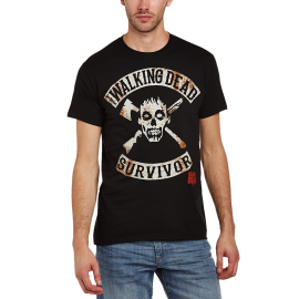 The Walking Dead Zombie Survivor - T-Shirt -  schwarz S M L XL