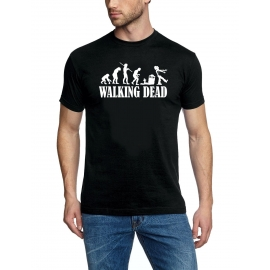 WALKING DEAD EVOLUTION ZOMBIE T-Shirt div. Farben S M L XL 2XL 3