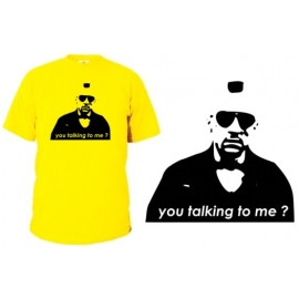 TAXIDRIVER T-SHIRT you talking to me ?