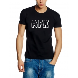 AFK Counterstrike t-shirt Away from Keyboard S-XXXL