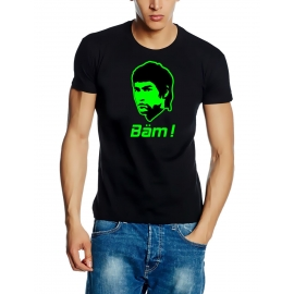 BÄM in your Face BRUCE LEE T-SHIRT