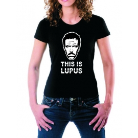 THIS IS LUPUS - DR. HOUSE GIRLY T-SHIRT