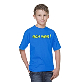ACH WAS Kinder T-SHIRT KIDS